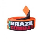 FAIXA BRAZIL COMBAT LARANJA