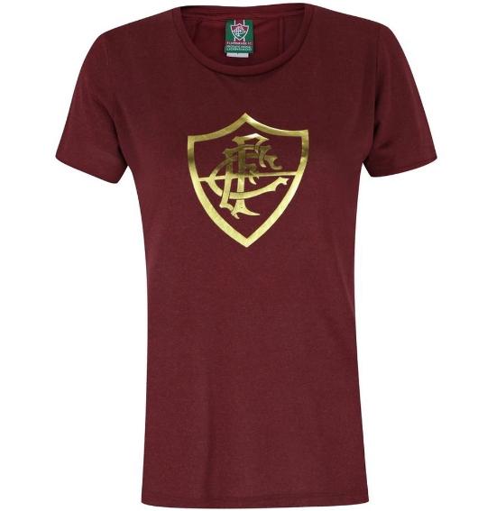 Camiseta Fluminense Bull Feminina