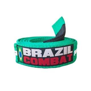 FAIXA BRAZIL COMBAT VERDE/BRANCO