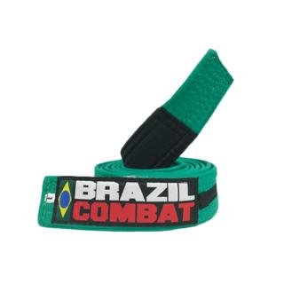 FAIXA BRAZIL COMBAT VERDE/PRETO