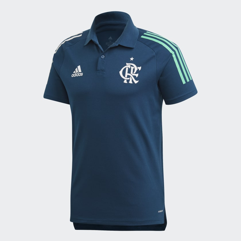 Masculino Camisa Polo Flamengo 20/21 Adidas
