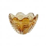 Cachepot De Murano D'Labone - Cristal Sensation Âmbar 20cm