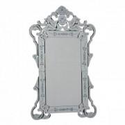 Espelho Veneziano Retangular Grande - 1,0 metro x 62cm
