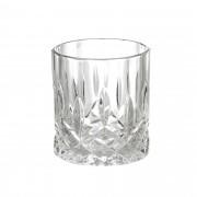 Jogo 6 Copos Baixos de Vidro Bon Gourmet 325ml Água / Whisky