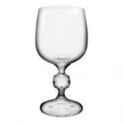 Jogo de Taças de Cristal para Vinho Branco 190ml - Bohemia Claudia (6 Peças)