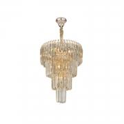 Lustre de Cristal Clássico para Sala de Jantar - Versailles 51cm