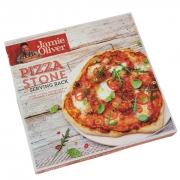 Pedra De Pizza Para Assar e Servir Pizza -  Jamie Oliver