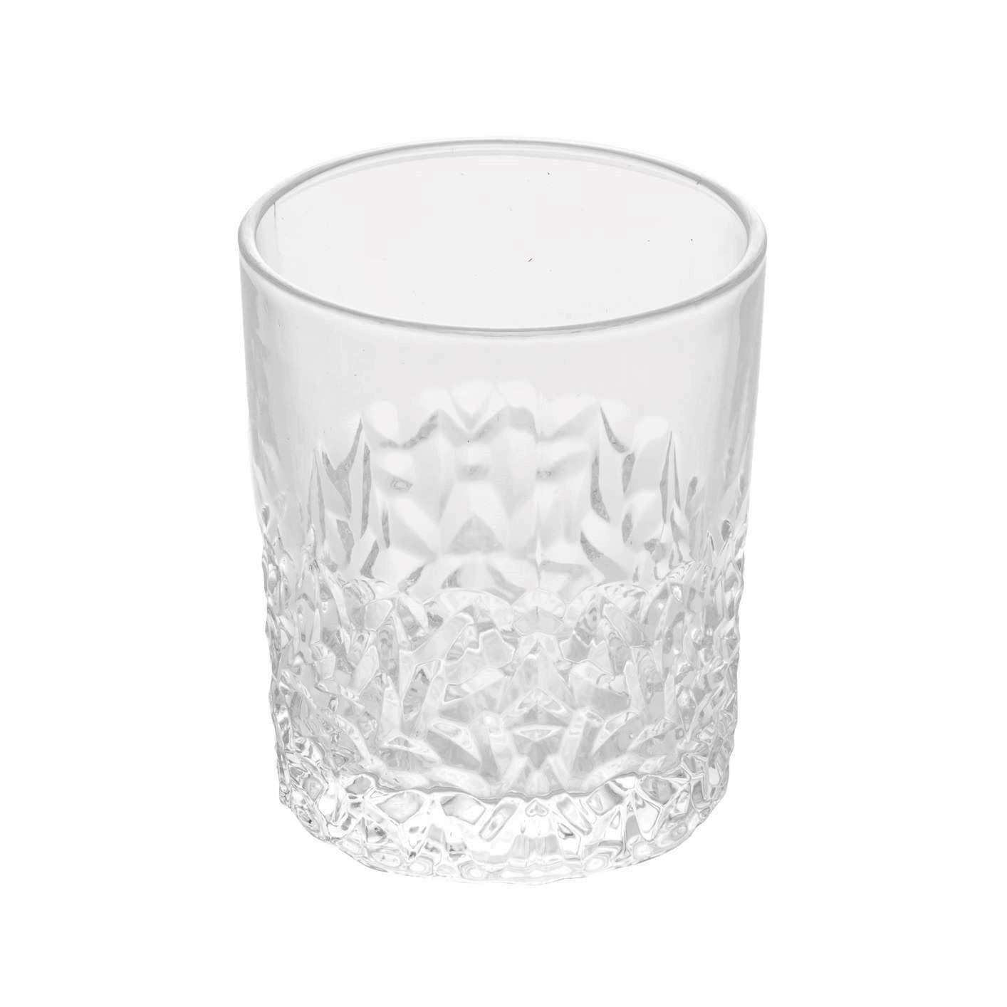 Copos Baixos de Cristal Wolff para Whisky 310ml (6 Peças)