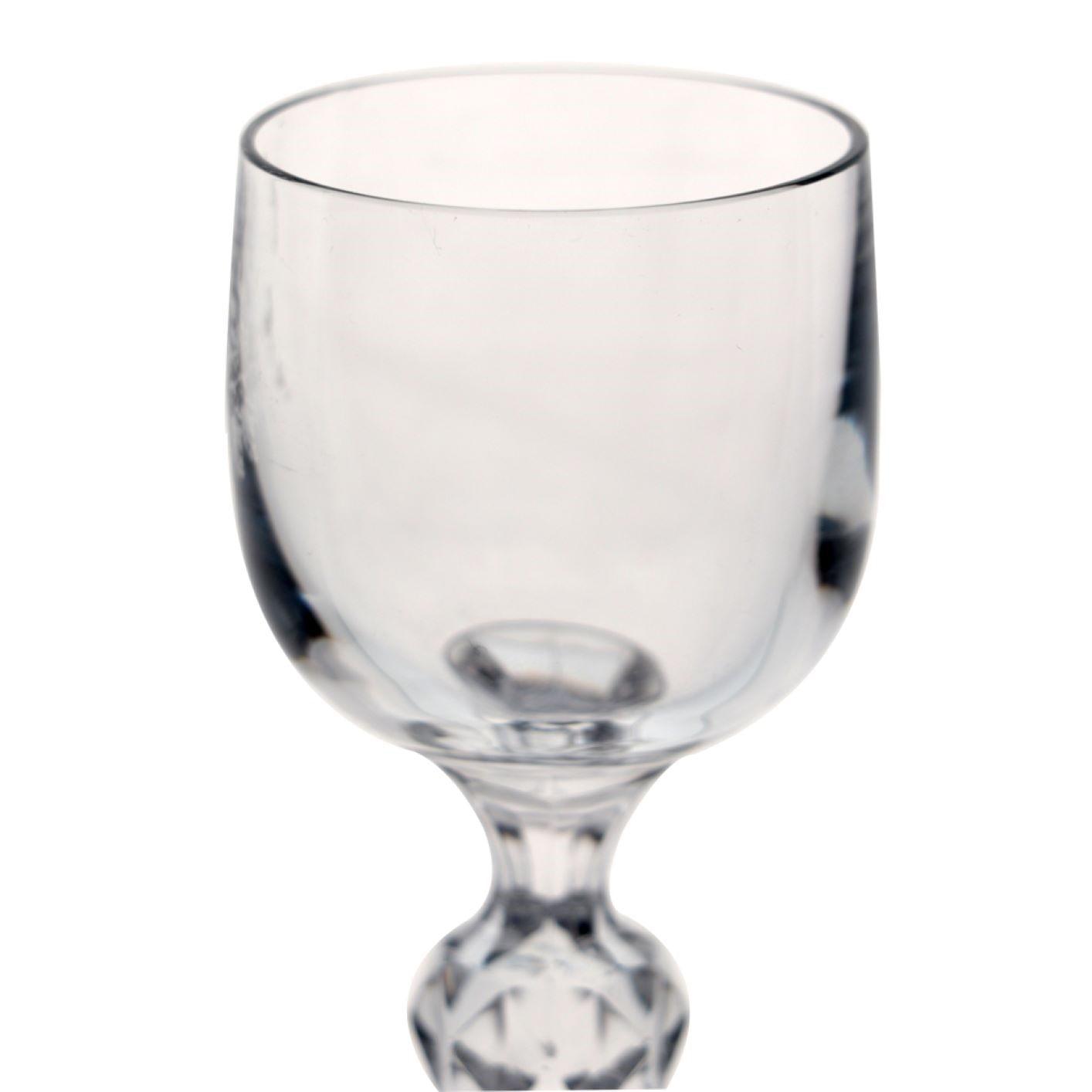 Jogo Taças de Licor Cristal Bohemia Com Titânio (6 Peças)