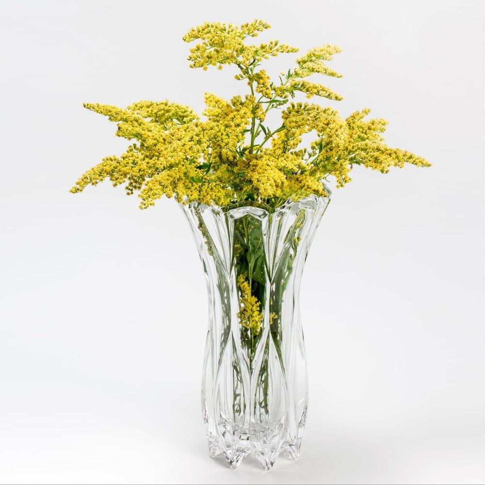 Vaso de Cristal - Wolff Louise Médio 26cm