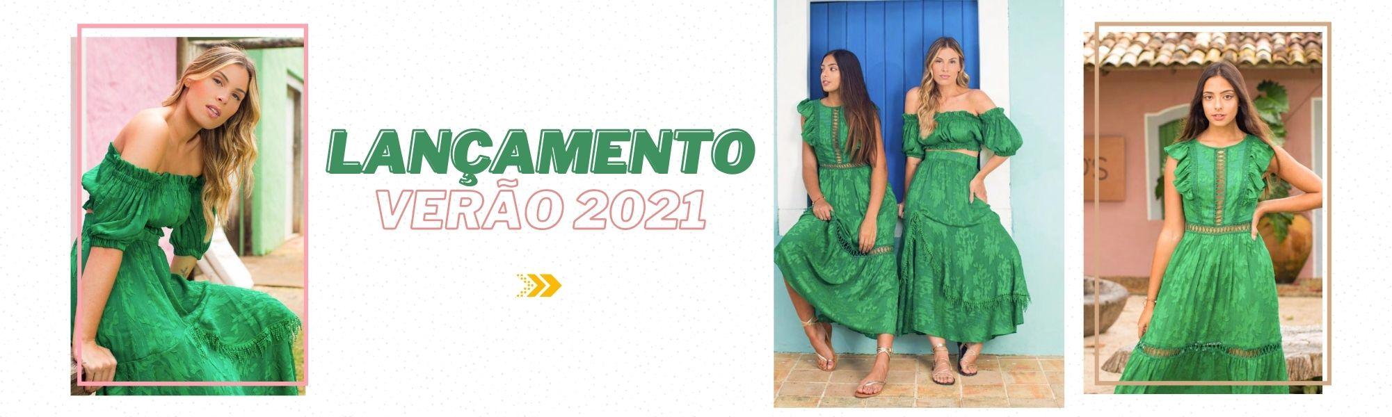 #Lançamento Verão 2021