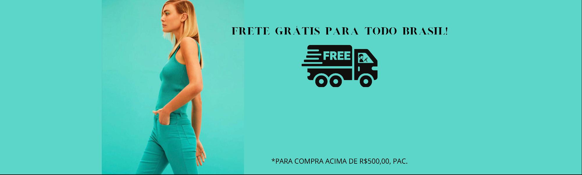 #FreteGrátis