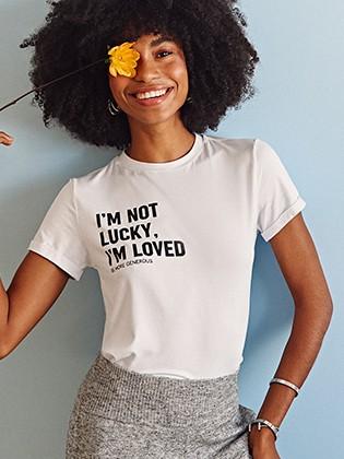 Camiseta Brigite - Linda de Morrer