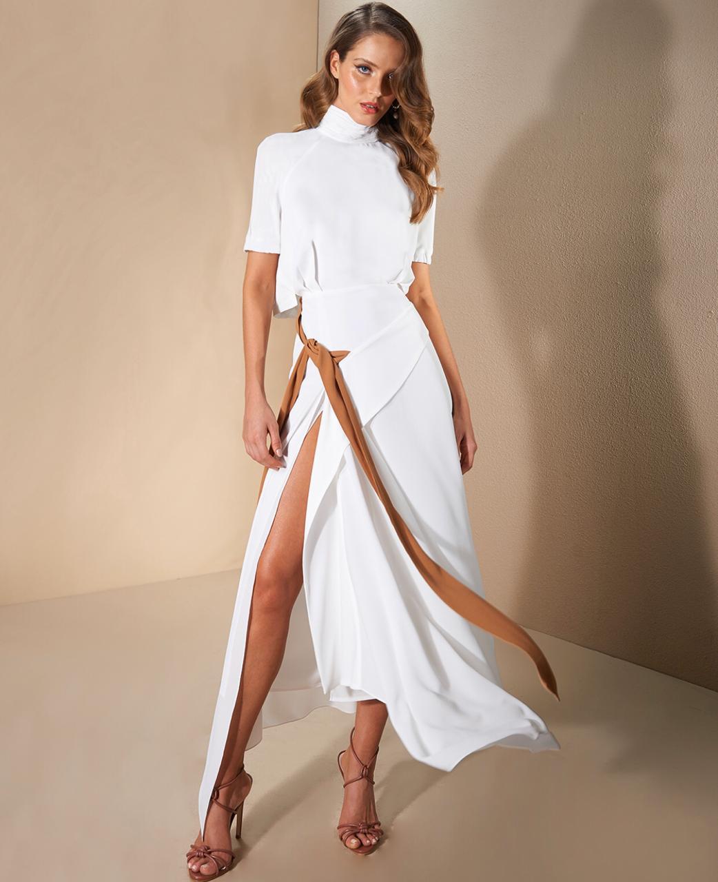Vestido Assimétrico - Skazi
