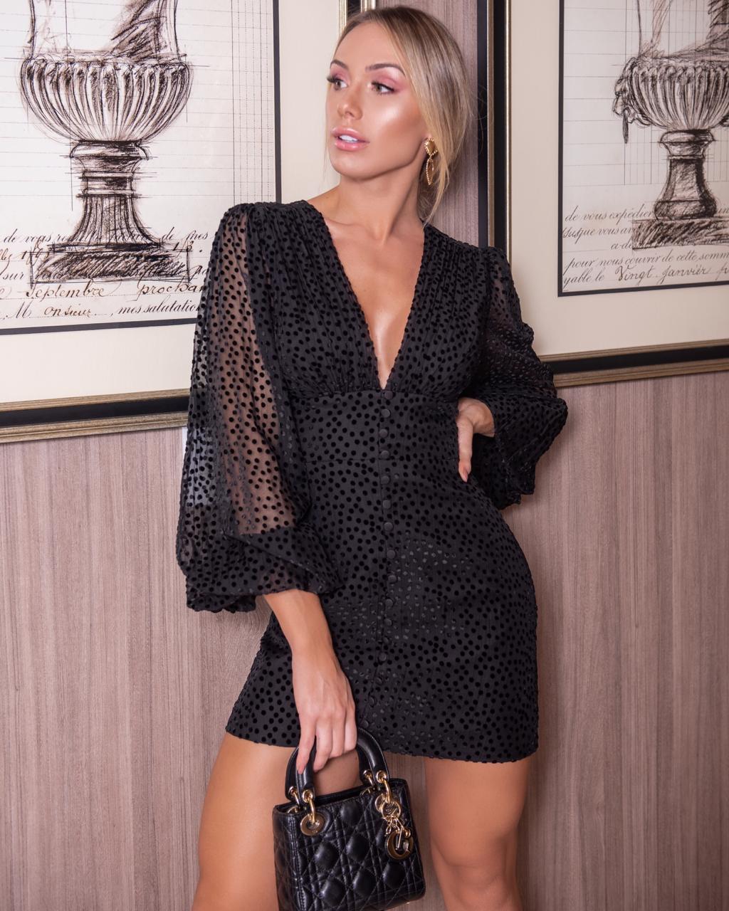 Vestido Curto K - Fabulous - Agilita