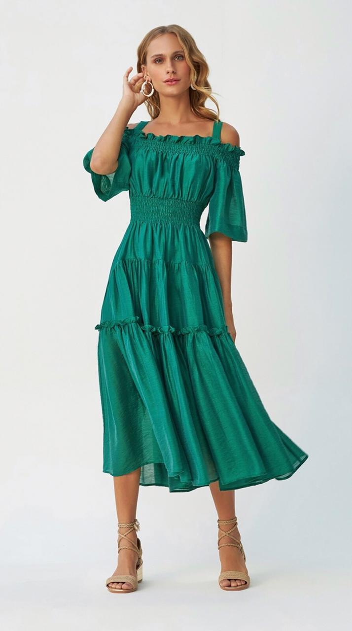 Vestido Detalhe - Sclub