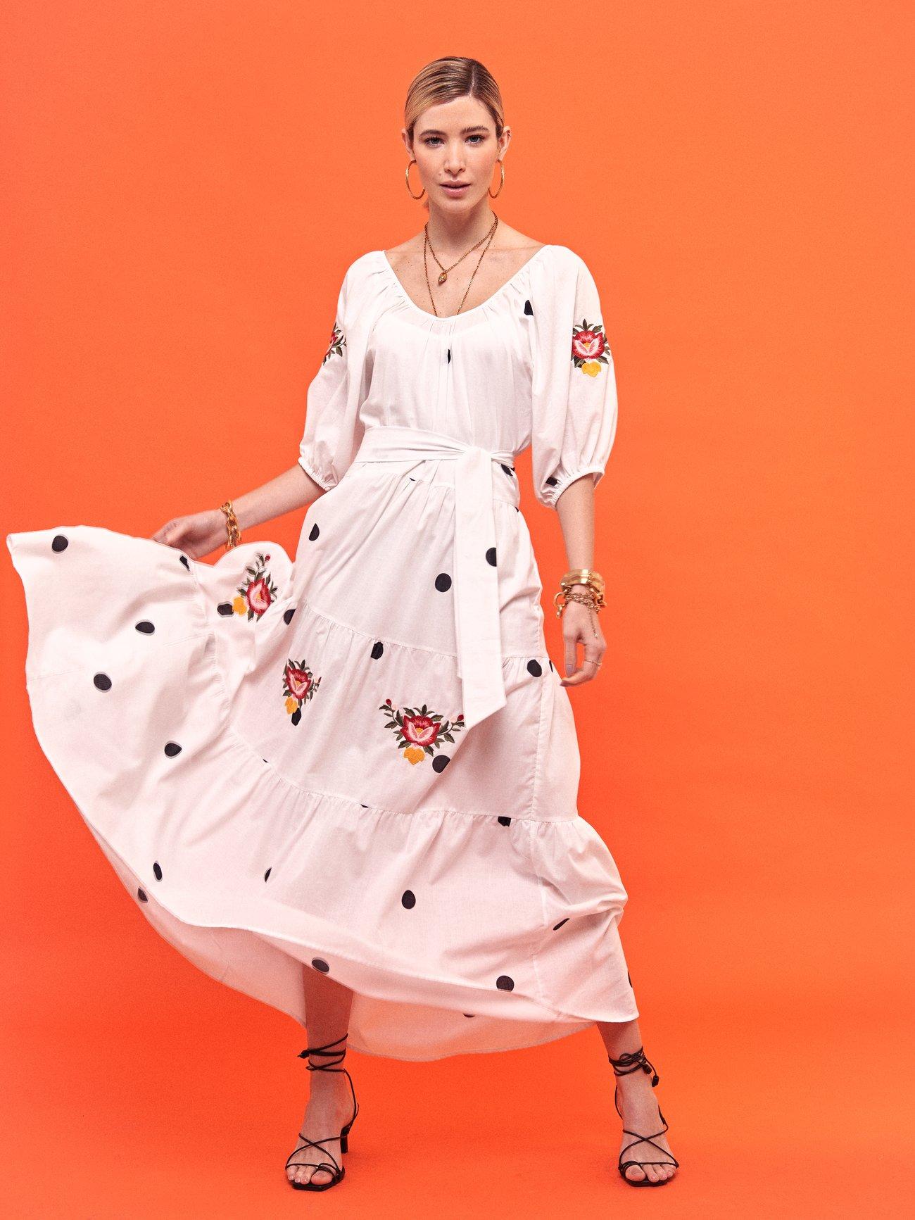 Vestido Eugenia - Linda de Morrer