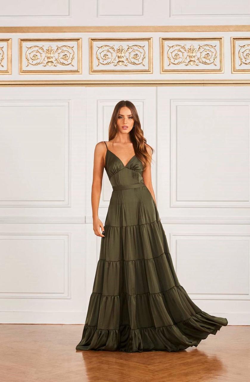 Vestido Longo Vitoria - Fabulous - Agilita