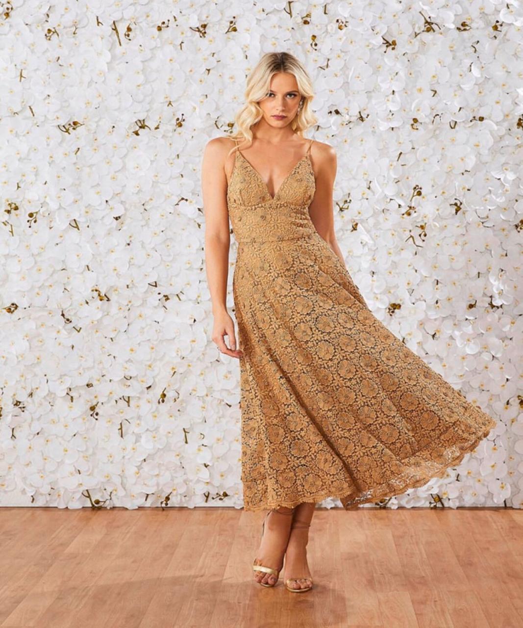Vestido Midi Lorena - Fabulous