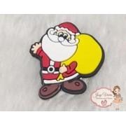 Aplique Emborrachado Papai Noel (1Unidade)