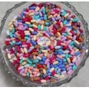 Arroz leitoso colorido 3x6 100g