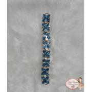 Cabedal lateral  Azul (Par)