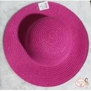 Chapéu Infantil Aba Grande Pink