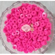 Entremeio Disquinho Pink 8mm 100g
