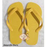 Havaiana TOP Amarelo Ouro 35/36