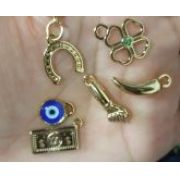 Kit Sorte Dourado 6 peças