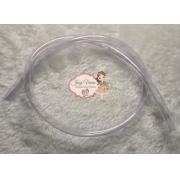Mangueira Transparente 8mm em PVC (1metro)