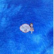 Pelúcia Azul BIC 1,60x50cm