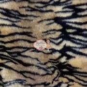 Pelúcia  Estampa Animal 1 com 1,60x50cm