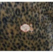 Pelúcia  Tigre 1,60x50cm
