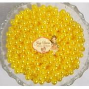 Perola ABS Tam 10 Amarelo 100g