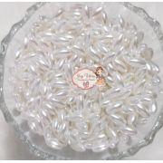 Pérola Arroz 5x10  Branco 100g