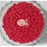 Pitanga leitosa 3x6 Vermelha 100g