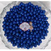 T8 Pérola ABS Tamanho 8 Cor Azul Escuro 500g