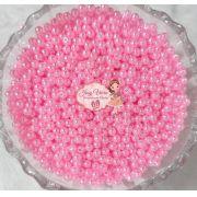T9 Pérola ABS Tam 10 Rosa Bebê 100g