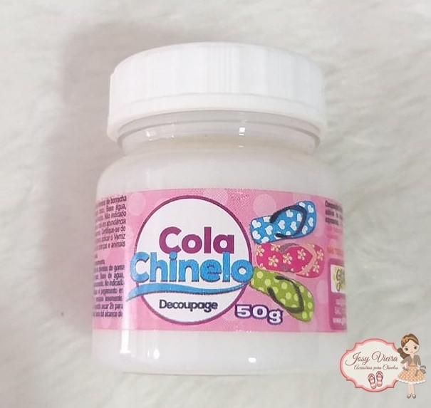 Cola Chinelo  50ml (1 unidade)