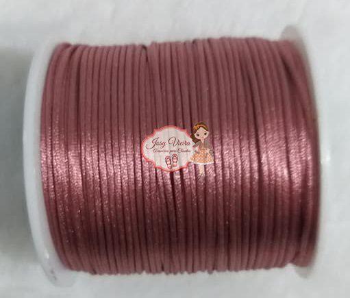 Cordão de Cetim 1mm Cor 082 100m