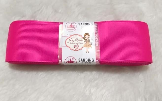 Fita SANDING Pink 031  38mmx10 metros