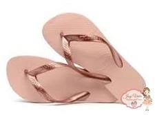 Havaiana TOP Rosa Ballet 35/36