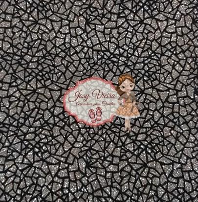 Lonita Craquelada dourado escuro 24x40
