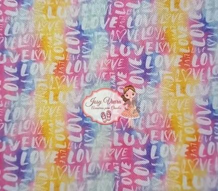 Lonita Love Rosa Claro 24x40