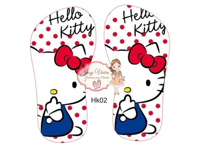 Lonita Sublimática HELLO KITTY  Cod HK02