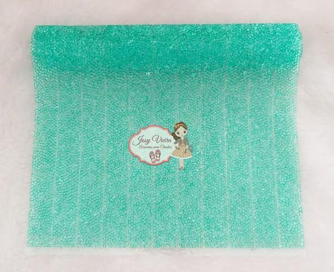Micro Manta Verde 24x40 com 20mm
