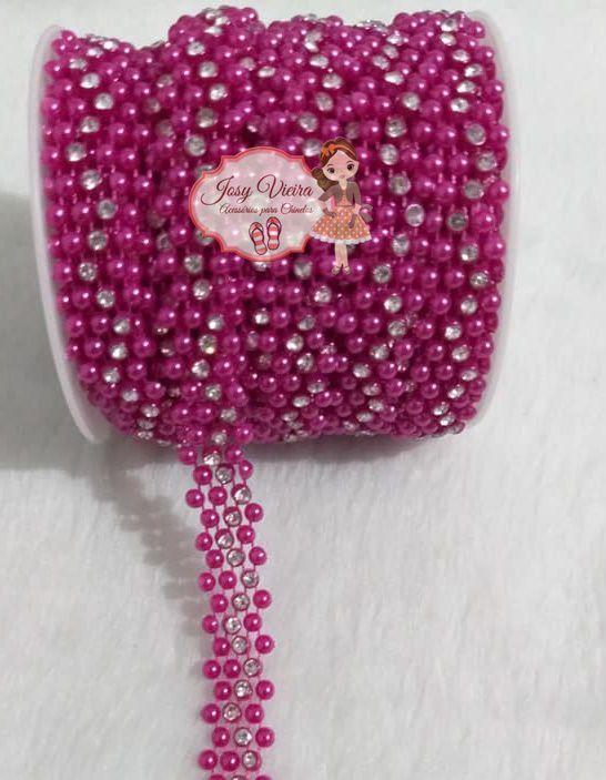 Pedra Mágica Pink 1 Metro