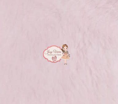 Pelúcia  Rosa Bebê1,60x50cm