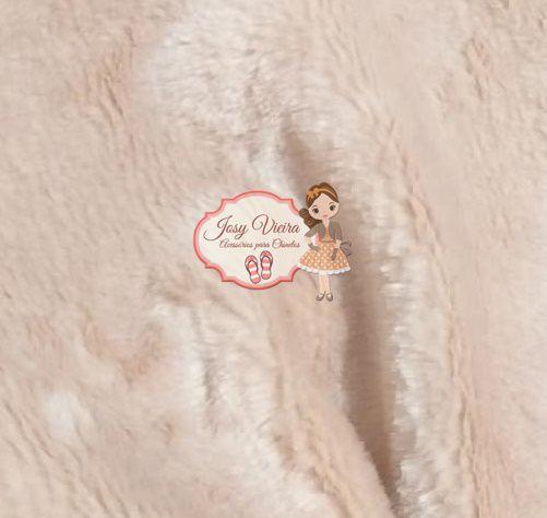Pelúcia Nude 1,60x50cm